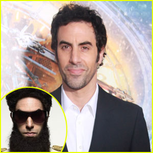 Sacha Baron Cohen Banned from Oscars 2012: Report