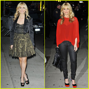 Sarah Michelle Gellar: 'Late Show With David Letterman ...