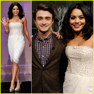 Vanessa Hudgens: I'm Obsessed With Drawing On Myself!