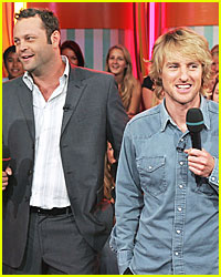 Vince Vaughn & Owen Wilson Reuniting for New Movie?