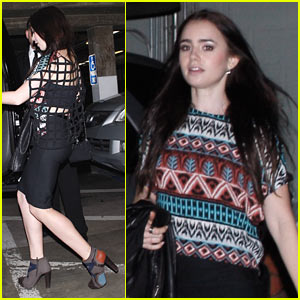 Zac Efron & Lily Collins Get Wait Listed