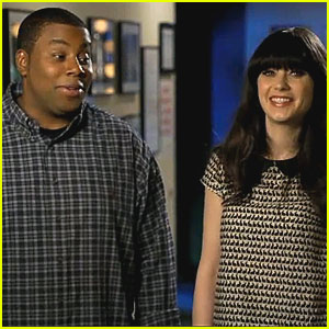 Zooey Deschanel: 'SNL' Promo Video!