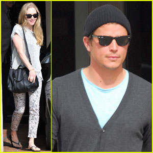 Amanda Seyfried & Josh Hartnett: Dating Since January!