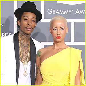 Amber Rose Engaged to Wiz Khalifa