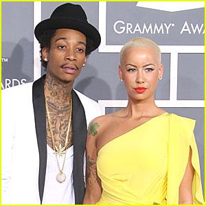 Amber Rose Engaged to Wiz Khalifa
