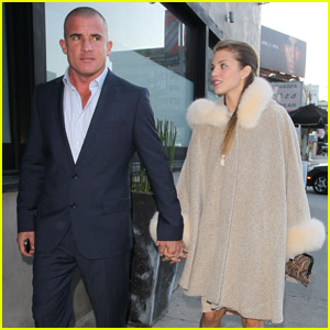 AnnaLynne McCord: Dinner Date with Dominic Purcell!