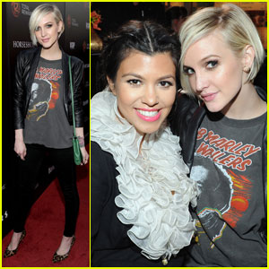 Ashlee Simpson: Jessica Is 'Going to be a Good Mommy'