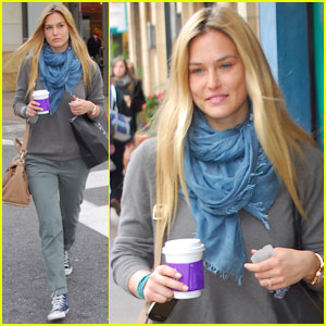 Bar Refaeli: Grove Shopping With Dad Rafael