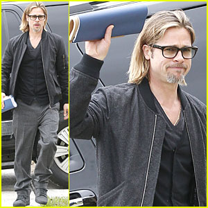 Brad Pitt: 'Night to Make It Right' on March 10!