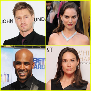 Chad Michael Murray Signs on for Natalie Portman Pilot