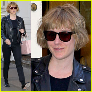 Chloe Sevigny: New 'Do!