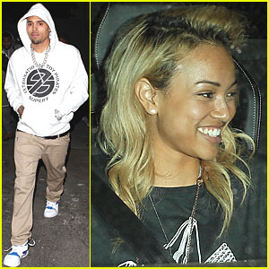 Aw Snap We Hear Chris Brown s Model Girlfriend Karrueche Tran Got