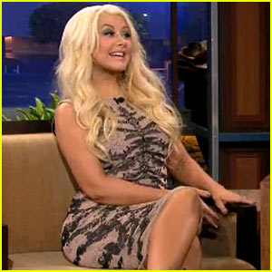 Christina Aguilera: 'The Tonight Show' Appearance!