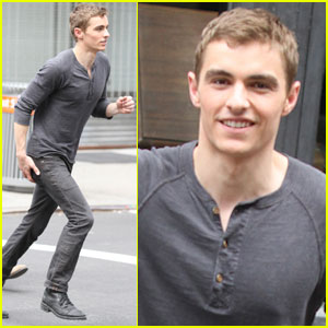 Dave Franco: 'Now You See Me' in NYC