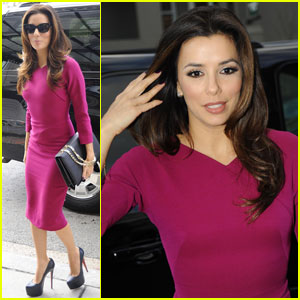 Eva Longoria: 'I'm Excited About Things to Come'