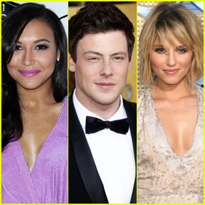 'Glee' Stars Hosting GLAAD Media Awards