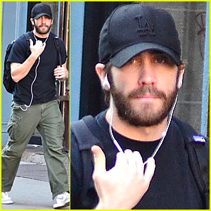 Jake Gyllenhaal: Manhattan Man