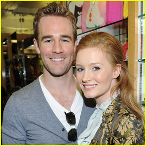 James Van Der Beek & Wife Welcome A Son!