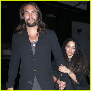 Jason Momoa &#038; Lisa Bonet: Date Night at Eveleigh!