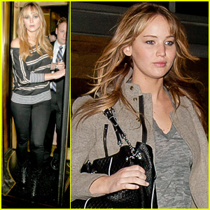 Jennifer Lawrence: 3-Point Shootout with Jimmy Fallon!