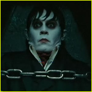 Johnny Depp: 'Dark Shadows' Trailer!