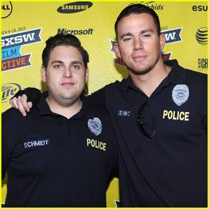 Channing Tatum & Jonah Hill: '21 Jump Street' at SXSW!