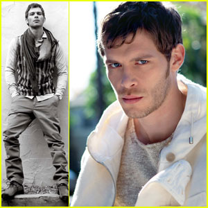 Joseph Morgan Gets Inspiration from Tom Cruise