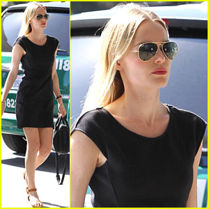 Kate Bosworth: Little Black Dress in Beverly Hills!