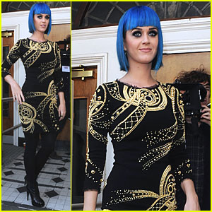 Katy Perry Covers Jay-Z & Kanye West