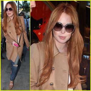 Lindsay Lohan: 'SNL' Deleted Scenes!