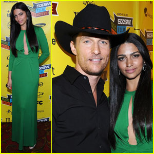 Matthew McConaughey & Camila Alves: 'Killer Joe' Premiere