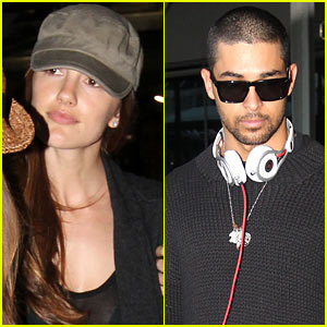 Minka Kelly &#038; Wilmer Valderrama: Not A Couple!