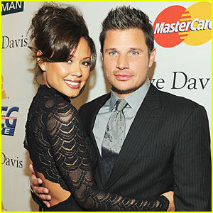 Nick Lachey & Vanessa Minnillo: Expecting a Bab