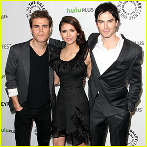 vampire diaries stars still dating The vampire diaries star was linked to the role before the original movie was made and is still a popular choice for some fans.