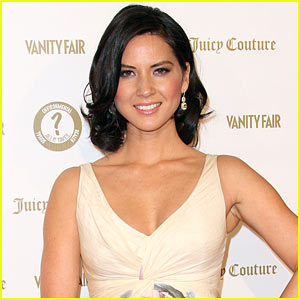 Olivia Munn: Nude Pictures Are Fake!