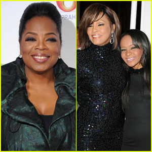 Oprah Winfrey Lands Whitney Houston Family Interview