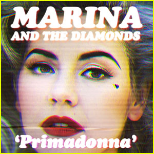 Marina and the Diamonds: JJ Music Monday!