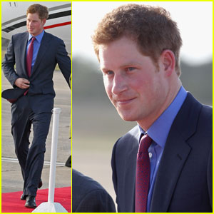 Prince Harry: Belize for the Queen's Diamond Jubilee Tour!