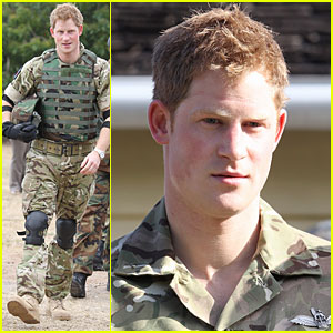 Prince Harry: Up Park Camp in Jamaica!