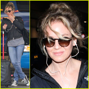 Renee Zellweger: Frequent Flyer
