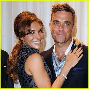 Robbie Williams & Ayda Field: Expecting a Baby!
