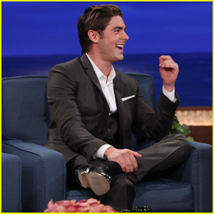 Zac Efron: I'm 'Sort of a Hopeless Romantic'