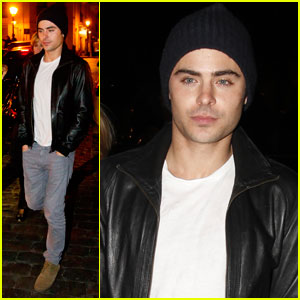Zac Efron: I Try to be Green as Much as I Can