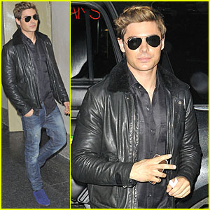 Zac Efron Talks Red Carpet Condom Drop on 'Today'