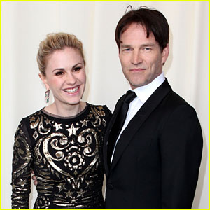 Anna Paquin & Stephen Moyer: Expecting a Baby!