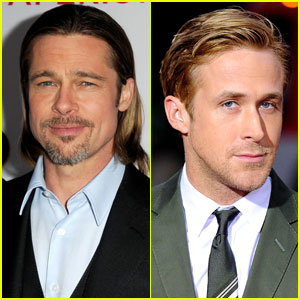 Is Brad Pitt Guy of the Year? Ryan Gosling the Biggest Ass Kicker?