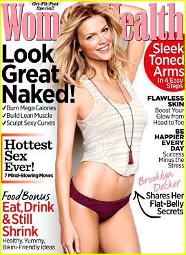 Brooklyn Decker Covers