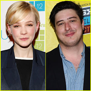 Carey Mulligan: Just Married to Marcus Mumford!
