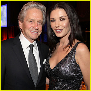 Catherine Zeta-Jones & Michael Douglas: Windward Benefit!