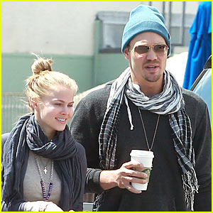 Chad Michael Murray: Coffee Date with Kenzie Dalton!